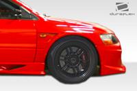 2003-2006 Mitsubishi Evolution 8 / Evolution 9 Duraflex VT-X Style Fenders