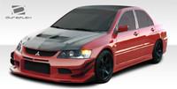 2003-2006 Mitsubishi Evolution 8 / Evolution 9 Duraflex VT-X V2 Style Body Kit