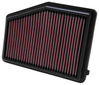 K&N Replacement Air Filter - Honda Civic, 1.8L L4; 2012