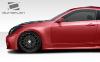 2003-2007 Infiniti G Coupe G35 2DR Duraflex GT500 Wide Body Front Fenders - 2 Pieces