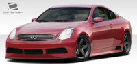 2003-2007 Infiniti G Coupe G35 2DR Duraflex GT500 Wide Body Kit - 9 Pieces