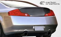 2003-2007 Infiniti G Coupe G35 Carbon Creations Carbon Fiber HD-R Trunk