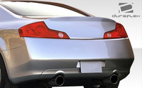 2003-2007 Infiniti G Coupe G35 Duraflex HD-R Trunk