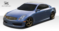 2003-2007 Infiniti G Coupe G35 Duraflex Inven Body Kit - 4 Pieces