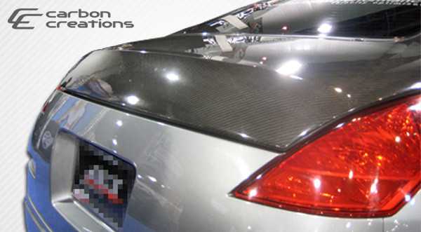 Nissan 350z Trunk