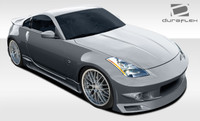 2003-2008 Nissan 350Z Duraflex J-Spec Body Kit