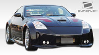 2003-2008 Nissan 350Z Duraflex Vader 3 Body Kit - 4 Pieces