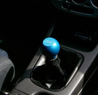 Agency Power Aluminum Shift Knob BLUE - Subaru WRX 02+