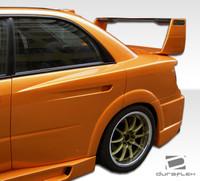 2004-2005 Subaru Impreza WRX STI 4DR Duraflex C-GT Wide Body Rear Fender Flares