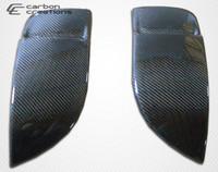 2004-2005 Subaru Impreza WRX STI Carbon Creations Carbon Fiber OEM Fog light covers - 2 Pieces