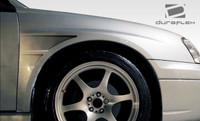 2004-2005 Subaru Impreza WRX STI Duraflex GT Concept Fenders - 2 Pieces