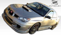 2004-2005 Subaru Impreza WRX 4DR Duraflex Wings Style Body Kit - 4 Pieces
