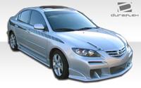 2004-2008 Mazda 3 4DR Duraflex Raven Body Kit - 4 Pieces