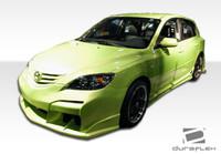2004-2008 Mazda 3 HB Duraflex Raven Body Kit - 4 Pieces