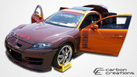 2004-2008 Mazda RX-8 Carbon Creations Carbon Fiber GT Competition Body Kit