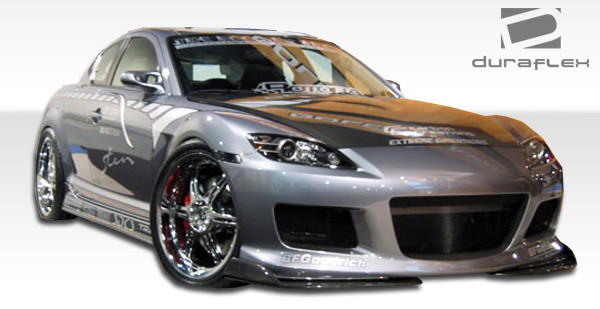 2004-2008 Mazda RX-8 Duraflex M-1 Style Body Kit