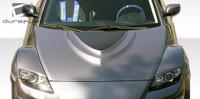 2004-2008 Mazda RX-8 Duraflex Vader Hood