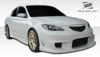 2004-2009 Mazda 3 4DR Duraflex I-Spec Body Kit