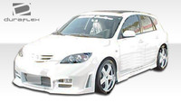 2004-2009 Mazda 3 HB Duraflex R34 Body Kit - 4 Pieces