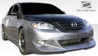 2004-2009 Mazda 3 HB Duraflex Trinity Body Kit - 4 Pieces