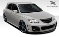 2004-2009 Mazda 3 HB Duraflex X-Sport Body Kit w/ grille