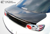 2004-2011 Mazda RX-8 Carbon Creations Carbon Fiber OEM Trunk