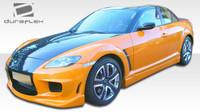 2004-2011 Mazda RX-8 Duraflex I-Spec Sideskirts