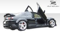 2004-2011 Mazda RX-8 Duraflex R-Speed Style Sideskirts