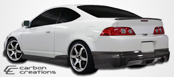 Furious Customs Acura RSX Carbon Creations Carbon Fiber - 2005 acura rsx body kit