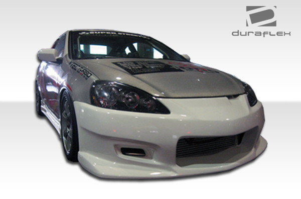 Furious Customs Acura RSX Duraflex C Body Kit - Acura rsx body kit