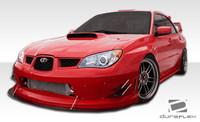 2006-2007 Subaru Impreza 4DR Duraflex GT500 Wide Body Body Kit - 12 Pieces