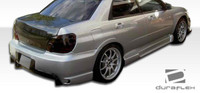 2006-2007 Subaru Impreza Duraflex Wings Style Body Kit - 4 Pieces