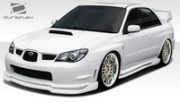 2006-2007 Subaru Impreza WRX STI 4DR Duraflex C-Speed 2 Body Kit