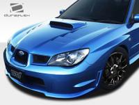 2006-2007 Subaru Impreza WRX STI Duraflex GT Concept Hood -