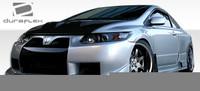 2006-2011 Honda Civic 2DR Duraflex GT500 Wide Body Body Kit - 8 Pieces
