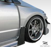2006-2011 Honda Civic 2DR Duraflex GT500 Wide Body Front Fenders - 2 Pieces