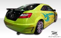 2006-2011 Honda Civic 2DR Duraflex Hot Wheels Wide Body Rear Fender Flares - 2 Pieces