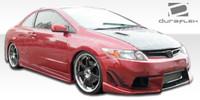 2006-2011 Honda Civic 2DR Duraflex Sigma Body Kit - 4 Pieces