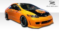 2006-2011 Honda Civic 2DR Duraflex Type M Body Kit - 4 Pieces
