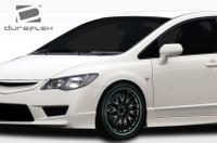 2006-2011 Honda Civic 4DR Duraflex JDM Type R Conversion Fenders - 2 Pieces
