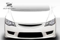 2006-2011 Honda Civic 4DR Duraflex JDM Type R Conversion Hood -