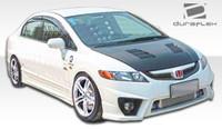 2006-2011 Honda Civic 4DR Duraflex Maddox Body Kit - 4 Pieces