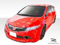 2006-2011 Honda Civic 4DR Duraflex Renzo Body Kit - 4 Pieces