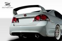2006-2011 Honda Civic 4DR Duraflex Type R Rear End Conversion Kit - 3 Pieces