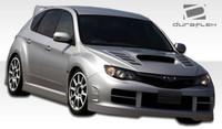 2008-2010 Subaru Impreza STI 5DR Duraflex GT Concept Body Kit - 8 Pieces
