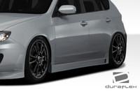 2008-2010 Impreza WRX Duraflex C-Speed 3 Style Sideskirts