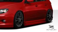 2008-2012 Subaru Impreza 2008-2010 WRX Duraflex C-Speed Style Sideskirts