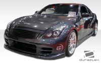 2008-2013 Infiniti G Coupe G37 Duraflex GT Concept Body Kit - 4 Pieces
