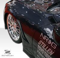 2008-2013 Infiniti G Coupe G37 Duraflex GT Concept Fenders - 2 Pieces