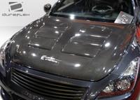 2008-2013 Infiniti G Coupe G37 Duraflex GT Concept Hood -